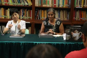 Dra Alexandra Aragao & Nalini at EPM
