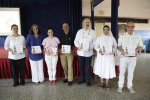 1st Launch of Book in Auxilium School, Goa
