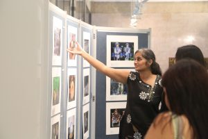 Nalini at EPM Exhibition