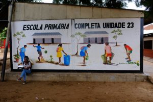 The School in Mozambique