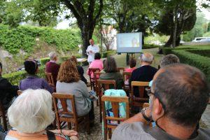 3rd Launch of Book in Jardim Garcia da Orta, Castelo de Vide