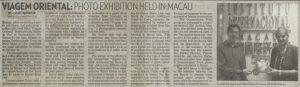 Viagem Oriental - Gomantak Times, 12th December