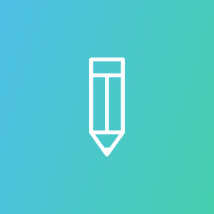 pencil, blogger, message