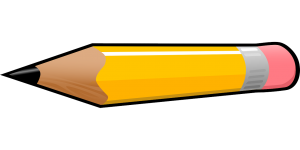 school, pencil, pen
