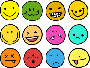 emotions, emoji, emoticons